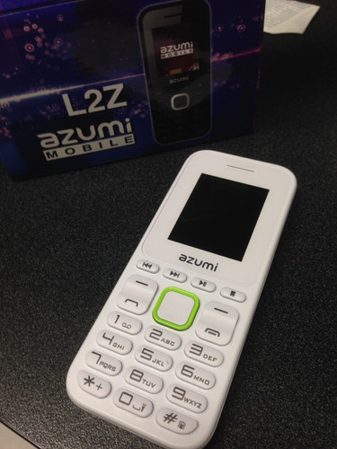 telefono azumi l2z blanco