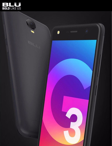 teléfono barato blu g3 5.2 pulg android 7.0 8gb rom 1gb ram
