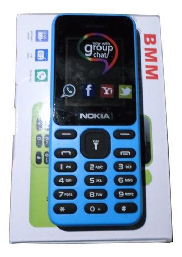 telefono basico celular nokia 222 mini doble sim liberado