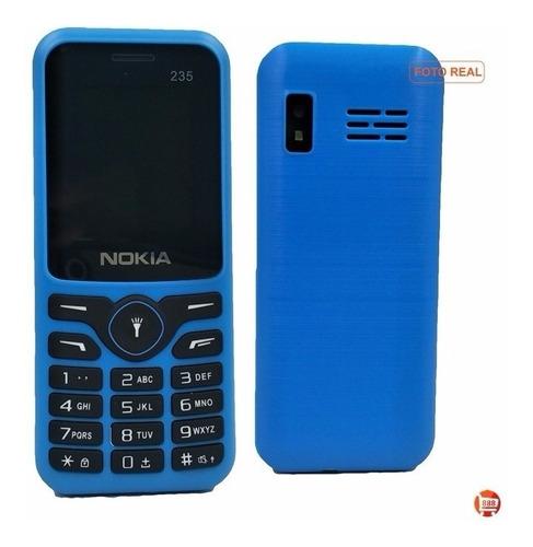 telefono basico celular nokia 235 doble sim liberado