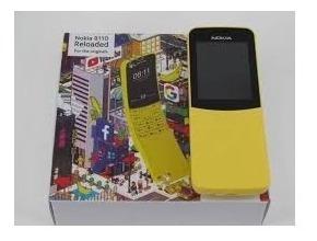 telefono basico el mini nokia doble sim liberado amarillo