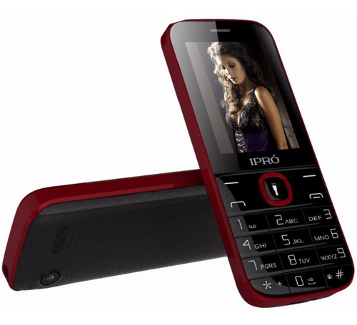 telefono básico ipro a8/a9 unonu u2 doble sim oferta