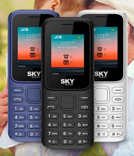 telefono basico potecito sky