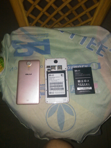 telefono blu c8+8 s270q para repuesto tarjeta logica dañada