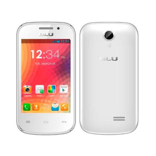telefono blu dash jr android liberado dual sim wifi mensajes