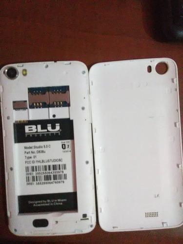 telefono blu estudio 5.0 d536u placa dañada