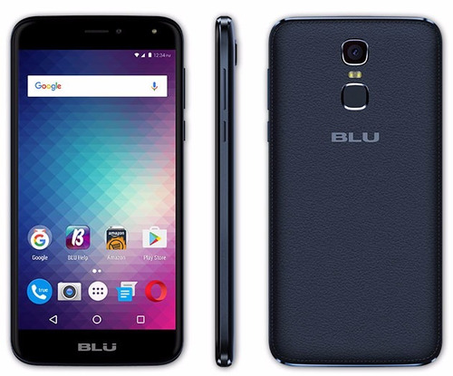telefono blu life max. pantalla 5.5 android 6.0 marshmallow.