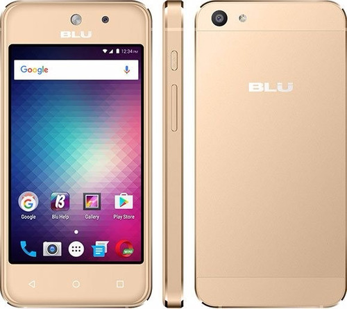 telefono blu vivo 5 mini