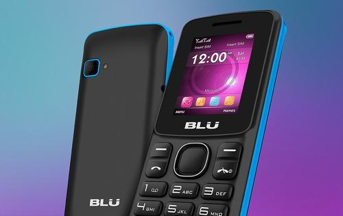 telefono blu z3 doble sim basico barato economico perolito