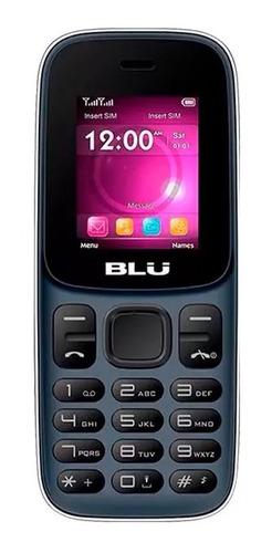 telefono blu z5 color negrro dual sim basico camara liberado