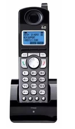telefono c/ inalambrico 2 lineas contestador ampl a 9 handys