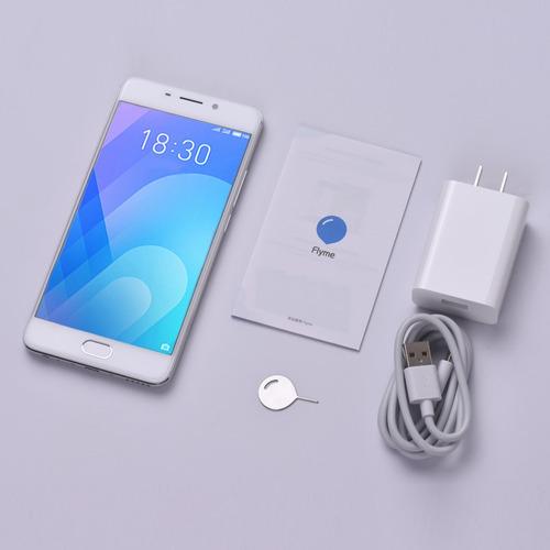 teléfono célula original meizu m6 note smartphone 4gb 32gb