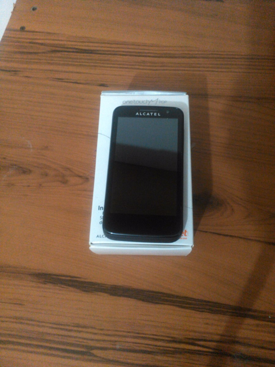 Teléfono Celular Alcatel One Touch M Pop 5020a - Bs  0,50