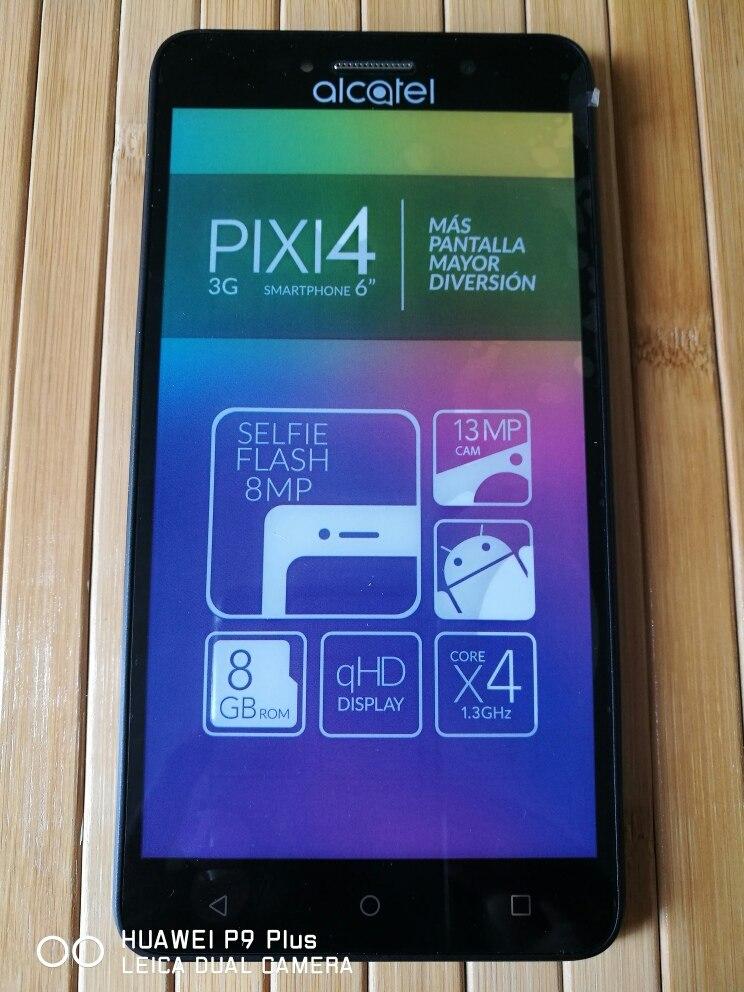d5a5a116299 Telefono Celular Alcatel Pixi 4 Pantalla 6 Libre 8050g - $ 2,399.00 ...