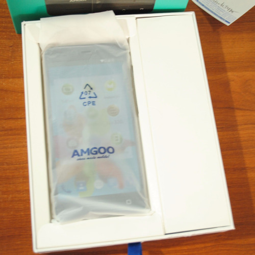 telefono celular amgoo am350 jack pro 4g android 6.0 tienda