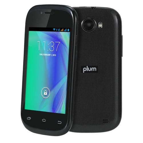 telefono celular android 4.4 barato economico plum doble sim