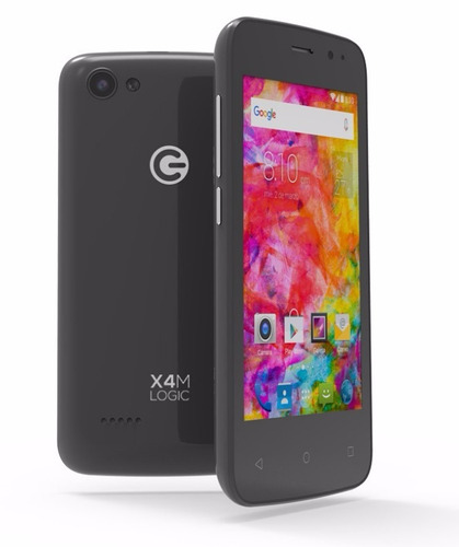telefono celular android 5.1 logic x4m 5mp doble flash 8gb