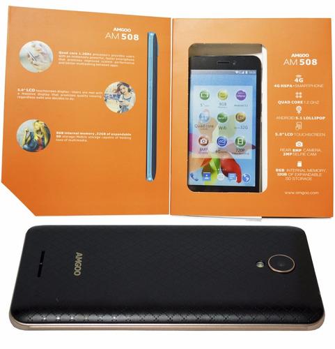 telefono celular android android 6.0 somos tienda 5pulg