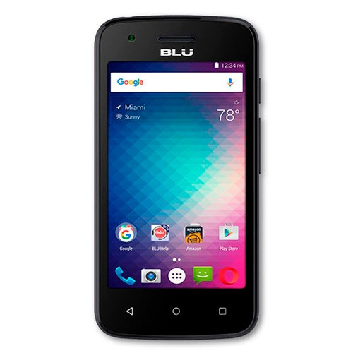 telefono celular android blu dash l3 6.0 dualsim 4g pin wifi