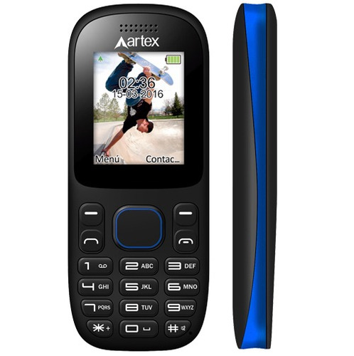 telefono celular artex  expression ax3008t dual sim