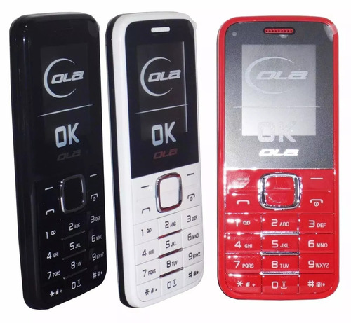 telefono celular barato sencillo ola ok