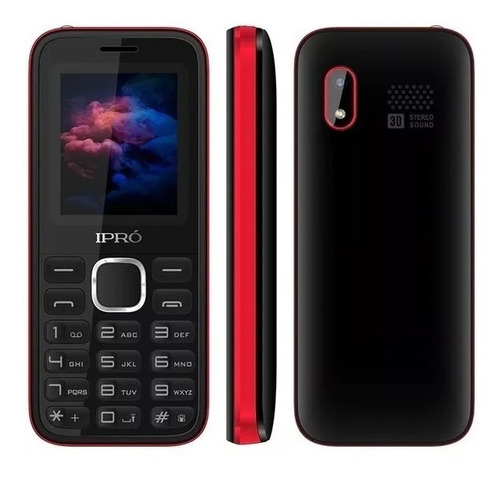 teléfono celular básico ipro a8 mini