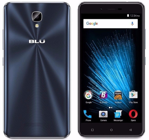 teléfono celular blu
