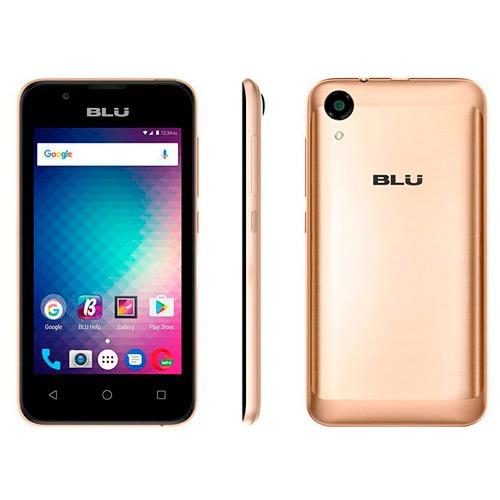 telefono celular blu advance