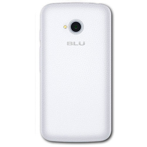 telefono celular blu dash