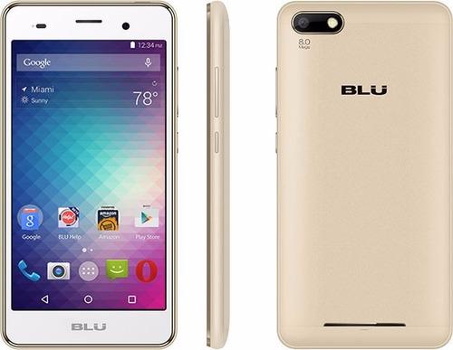 teléfono celular blu dash x2 dual sim nuevo