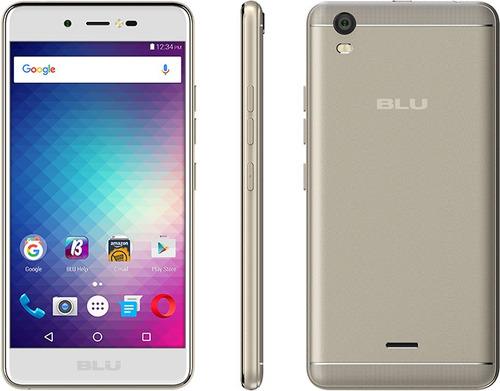 telefono celular blu studio g max. 1gb ram, cámara 8 mp