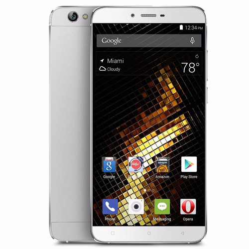 telefono celular blu vivo 5 lte android 5.1 lollipop 3gb ram