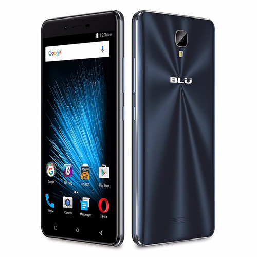 teléfono celular blu vivo x l2 original, dual sim+garantia