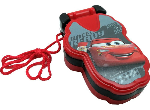telefono celular disney cars juguete diseño a elegir - niños