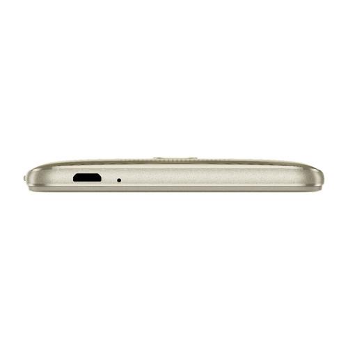 telefono celular hyundai ultra shadow dorado