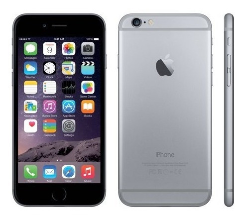 telefono celular iphone 6 - plus 16gb