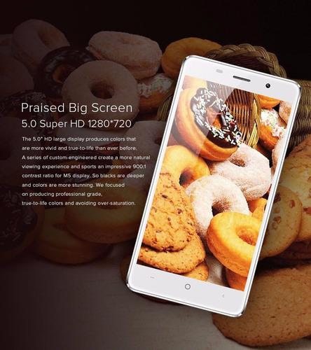 telefono celular leagoo m5 quad core 2gb ram 5pulgadas  3g