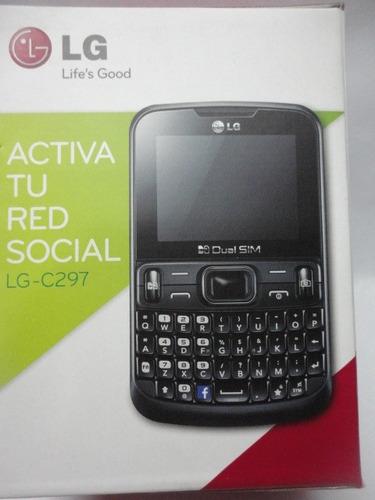 telefono celular lg c-297 doble sim