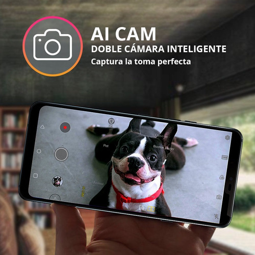 telefono celular lg g7 4g snapdragon dual cam octa 4gb nfc