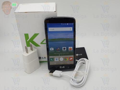 teléfono celular lg k4 2018 - 8gb 1 ram android lte (60vrds)