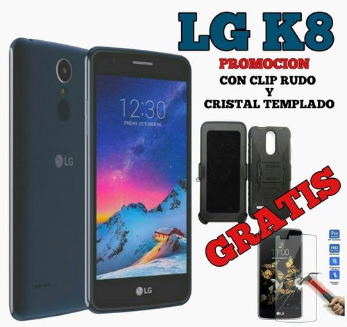 telefono celular lg k8 2017