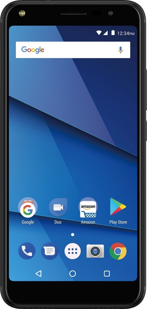20eb4ac9961 Teléfono Celular Libre Blu Studio View S810p 5,5'' 3g - $ 7.399,00 ...
