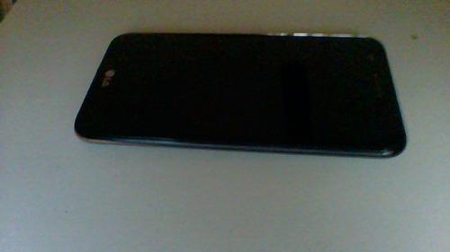 telefono celular marca lg modelo k 20 32gb negro det huella