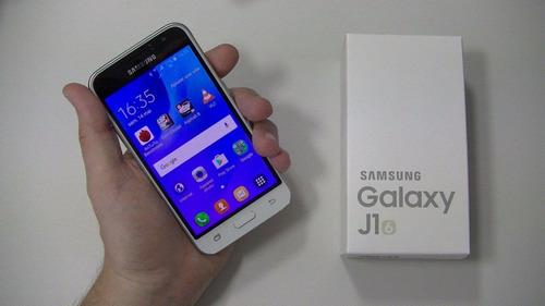 teléfono celular marca samsung j1 2016
