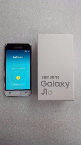 teléfono celular marca samsung j1 6