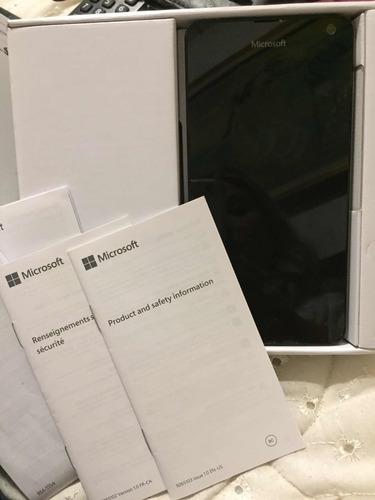 teléfono celular microsoft lumia 650 dual sim