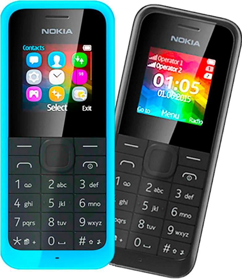 25a7a1ab6ab Telefono Celular Nokia 105 Doble Sim Camara Flash Mp3 - Bs. 24,00 en ...