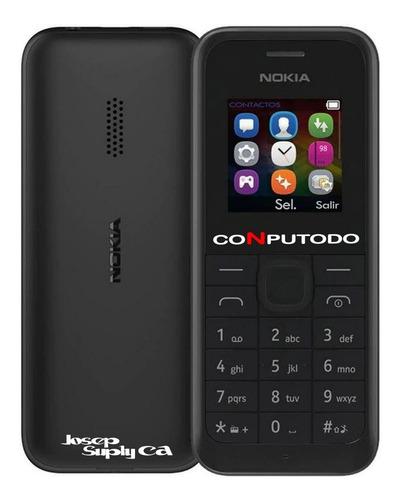 telefono celular nokia 105 original basico movilnet movistar