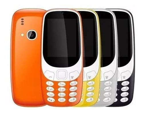 telefono celular nokia 3310 2.4  liberado dual sim tienda