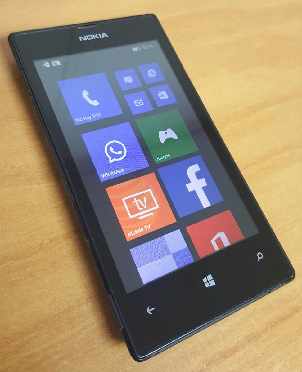 08a951e31f0 teléfono celular nokia lumia 520-2 como nuevo con garantía. Cargando zoom.